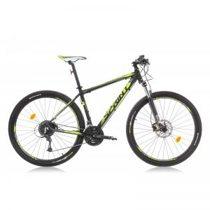 bicicleta-sprint-apolon-pro-275-negru-mat-verde-lime-2016-440-mm